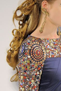 this is from Chanel but totally desi style inspiration