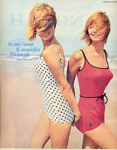 moda - magazine amica - 1965