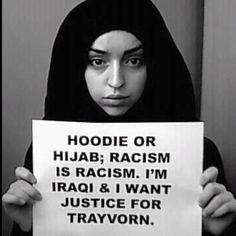 Remembering Trayvon.