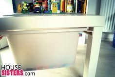 Die 21 Besten Bilder Von Lego Tisch Industrial Kids Decor Kids