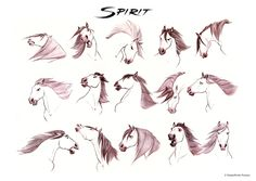 """Spirit"" by Carlos Grangel* • Character Design 