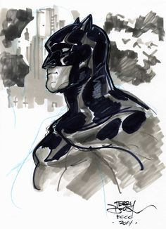 Batman by Terry Dodson