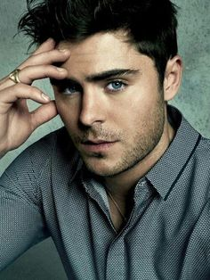 Zac Efron those eyes