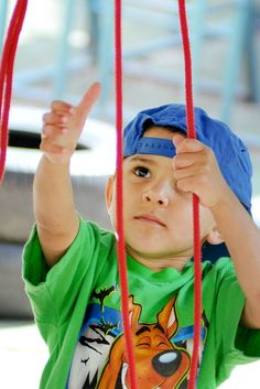 """""""Children have a natural urge to do the same thing again and again…this is a vitally important element in young children's development and learning..."""""""