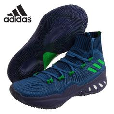 cheap for discount 763ff 21511 adidas Crazy Explosive 2017 PK Mens Basketball Shoes Shoe Boost Blue  BY4468 adidas
