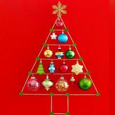 Creative Christmas Tree Alternatives To Brighten Every Room