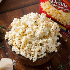 Everyone goes nuts for our Marshmallow Popcorn so it was high time to find the best savory popcorn.