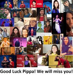 Amelie is closing on Broadway. here us a little thank you to pippa who has and hopefully will continue to brighten my day