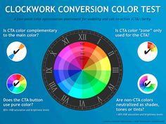 Clockwork Conversion Color Test by @aschottmuller #design #color #clockworkconversion