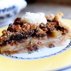 I used to be scared of Pecan Pie when I was a little girl. Seriously. It was in the long list of dishes and ingredients that I truly thought would kill me if I tasted them. Peas were on the list, t…