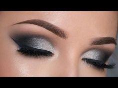 17 best ideas about Silver Smokey Eye on Pinterest | Silver makeup ...