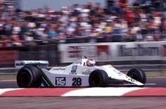 1979 Clay Regazzoni; Williams FW06 Ford