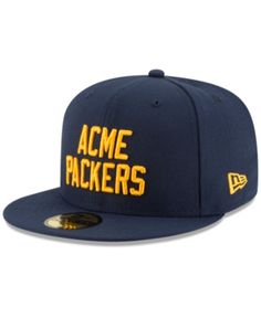 1a3f312913ddb New Era Green Bay Packers Team Basic 59FIFTY Fitted Cap - Navy Navy 6 7 8