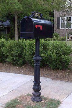 Jefferson Mailbox System -