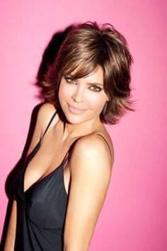 Lisa Rinna. her hair. not the botox.