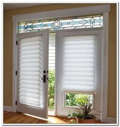 Best Window Treatments For French Doors | Related With French Door Coverings