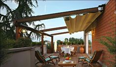 Corradi Pergolas Life Outdoor Rooms 2 | Life Outside
