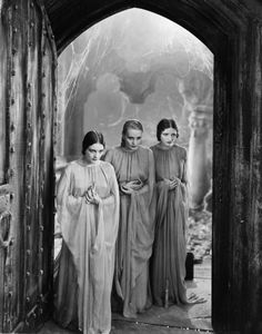 Brides of Dracula from Dracula (1931) dir. Tod Browning