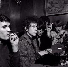 7 -Rick Danko and Bob Dylan
