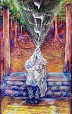 © Natalia Kadish, Chabad Meditation - Collaboration of your own mind