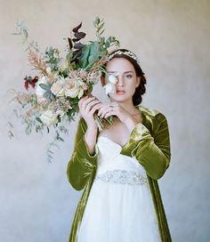 Dramatic bouquet