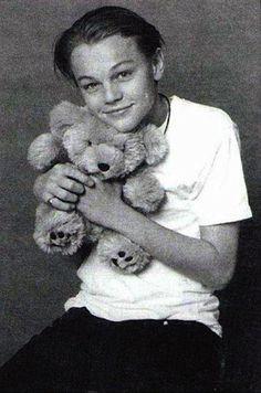 Teddy Bear Hugging Leo | The 28 Different Types Of Leonardo DiCaprio
