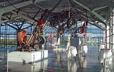Eventplattform Luminator   EuroAirport - Eventlocation in Basel #Loft Loft, Basel, Ferris Wheel, Fair Grounds, Lofts, Attic Rooms, Attic, Mezzanine