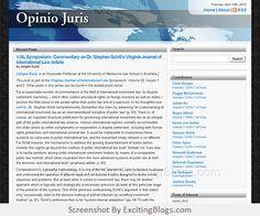 Opinio Juris - Click to visit blog:  http://1.33x.us/ItKDJa