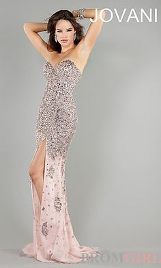 Glamour Girl Prom Dresses - Holiday Dresses