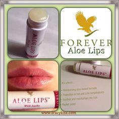 Forever Living has the highest quality aloe vera products and is recognized as the world's leading multi-level marketing opportunity (FBO) for forty years! Forever Aloe Lips, Aloe Vera Gel Forever, Forever Living Aloe Vera, Jojoba Shampoo, Forever Living Business, Garcinia Cambogia Plus, Kissable Lips, Forever Living Products, Wellness