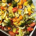 Roasted Vegetables - Table for Two