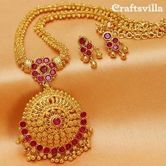 Gold Mangalsutra Designs, Gold Earrings Designs, Gold Jewellery Design, Necklace Designs, Gold Designs, Gold Necklace Simple, Gold Jewelry Simple, Gold Pendent, Gold Jhumka Earrings