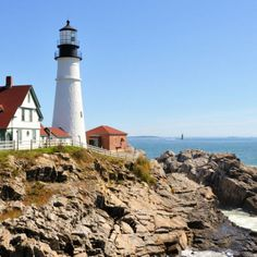 1000 images about lighthouses on pinterest in america for Most beautiful lighthouses in the us