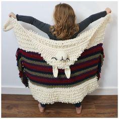 my llama blanket crochet pattern blanket pattern st . - Alpaca my llama blanket crochet pattern embroidery -Alpaca my llama blanket crochet pattern blanket pattern st . - Alpaca my llama blanket crochet pattern embroidery - Crochet Afghans, Crochet Motifs, Crochet Blanket Patterns, Crochet Baby, Knit Crochet, Crochet Blankets, Afghan Patterns, Free Crochet, Chunky Crochet