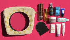 X-RAY: SEPHORA SUMMER CRUSHES An inside look at our most crush-worthy summer set yet. Look no further for every summer essential under the sun. In this beach-ready makeup bag, we've curated a collection of our favorite seasonal must-haves for all your beauty needs. Your season just got a whole lot brighter. BECKY PEDERSON THE BREAKDOWN: 1. Bumble and bumble Surf Spray Even landlocked ladies and gents can get sexy beach day hair with this salt-infused styling spray. 2. Vita Liberata…