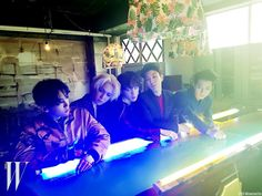 WINNER   W KOREA BEHIND-THE-SCENES FOR FEBRUARY '16 ISSUE