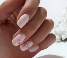 28 stunning wedding nail ideas to match the wedding dress, bridal nails, wedding nail art . - N - Nageldesign - Nail Art - Nagellack - Nail Polish - Nailart - Nails 32 fantasy manicure models you want to make # bring - Love Nails, Fun Nails, Style Nails, Gorgeous Nails, Wedding Nails Design, Wedding Manicure, Nail Wedding, Wedding Makeup, Wedding Designs