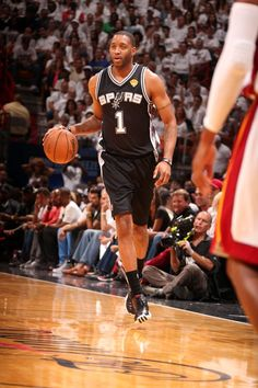 Tracy McGrady in the NBA Finals!