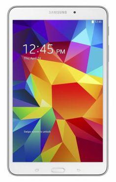 Brand New Samsung Galaxy Tab 4 8 0 16GB Black White | eBay