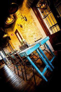 M s de 1000 im genes sobre proyectos bars and - Decoracion locales hosteleria ...