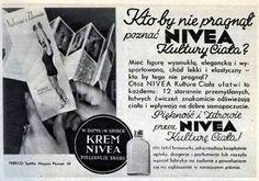 Atqa Beauty Blog :: Kultura ciała. Reklama prasowa, 1935.