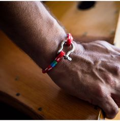 The Rigger Shackle Bracelet | Guideboat Company