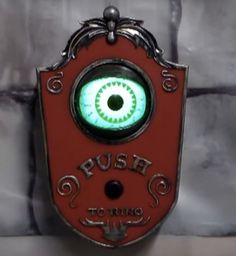 This is The  Doorbell you Should Have on the Halloween