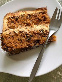 Luxusná mrkvovo-karamelová torta - recept | Varecha.sk Ricotta, Banana Bread, Food, Essen, Meals, Yemek, Eten