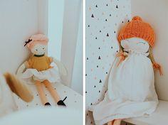 La chambre bébé de D