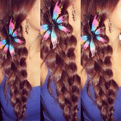 mermaid tail braid