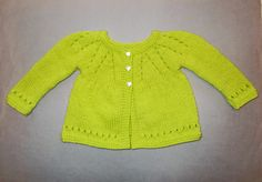 Free pattern for marianna's lazy daisy days: Marianna's Famous Top-Down ~ with Sleeves