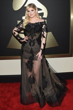 Meghan Trainor   All The Looks From The 2015 Grammy Awards