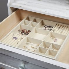 Basics 15 Compartment Accessory Tray - About jewelry organizer diy