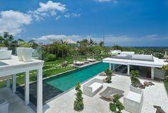 Ombak Putih | 5 BR oceanfront villa in Cemagi | www.BaliUltimateVillas.net
